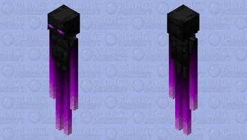 Better Enderman Minecraft Mob Skin