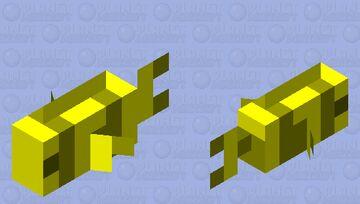 Tropical Fish (Small) Minecraft Mob Skin