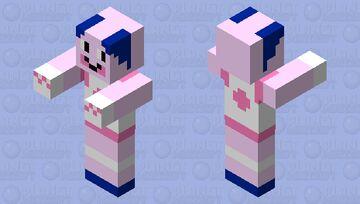 Mr.Mime Minecraft Mob Skin