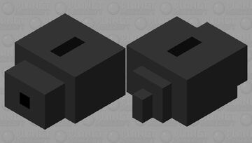 Computer Mouse Minecraft Mob Skin