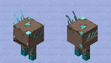 Soul Strider Modified Minecraft Mob Skin