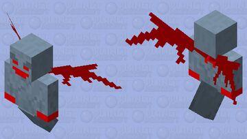 vex enragés Minecraft Mob Skin