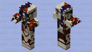 501 death trooper Minecraft Mob Skin