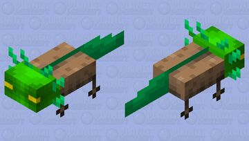 This head thing Minecraft Mob Skin