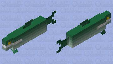 Fish Minecraft Mob Skin