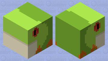 Ribbit! Minecraft Mob Skin