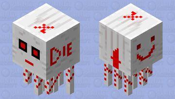 Creepy ghast (Not Family Friendly) Minecraft Mob Skin