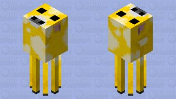 #JusticeForTheMoobloom Minecraft Mob Skin