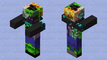 the amobination Minecraft Mob Skin