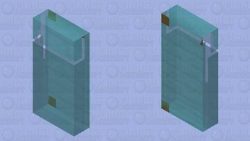 ghost bed Minecraft Mob Skin