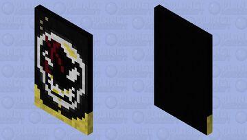 PIRATE(CAPE)! Minecraft Mob Skin