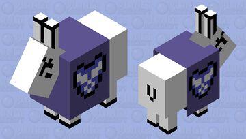 Goat Toriel Minecraft Mob Skin