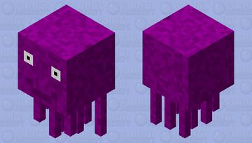 Beanos Ghast (Ugly) Minecraft Mob Skin