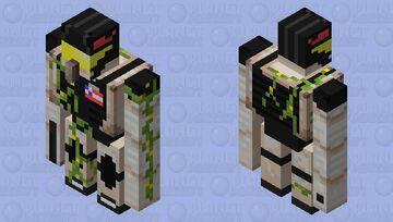 FBI golem (For Lemon Craft) Minecraft Mob Skin