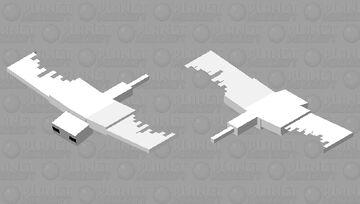 Da Spoopy Phantom Minecraft Mob Skin