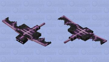 ender phantom Minecraft Mob Skin