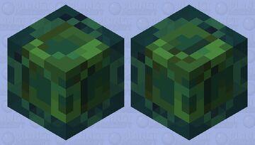 Strange artifact Minecraft Mob Skin