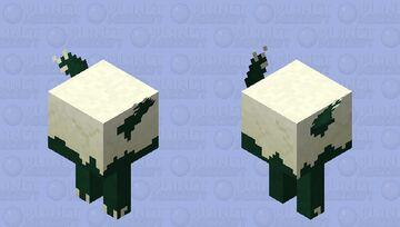 Mesozoic Hatchling Minecraft Mob Skin