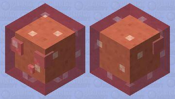 Mushroom Slime Minecraft Mob Skin