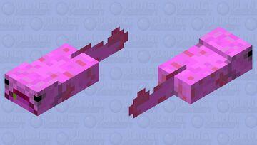Smooth-Head Blobfish Minecraft Mob Skin