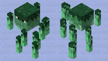 Blaze in swap Minecraft Mob Skin