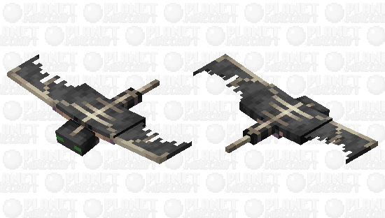 Old phantom Minecraft Skin