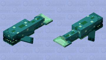 Glow acider (request) Minecraft Mob Skin