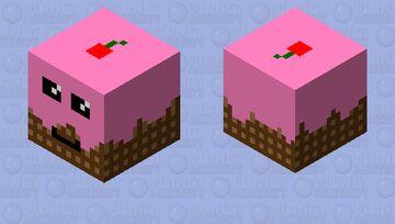 Melting Minecraft Mob Skin