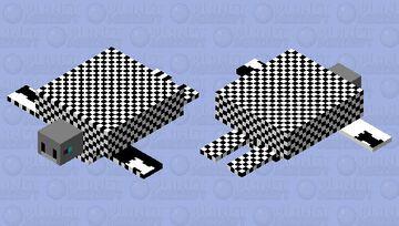 chess turtle 2.0 Minecraft Mob Skin