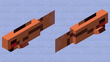 UwU Largemouth Bass Minecraft Mob Skin