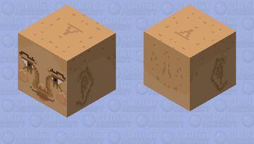 Ghast Friend Minecraft Mob Skin