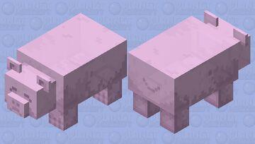 Normal gummy bear Minecraft Mob Skin