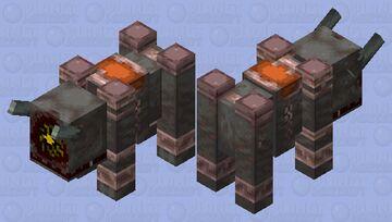 Maw beast Minecraft Mob Skin