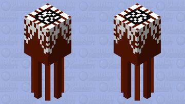 Eye of Cthulu Squid Minecraft Mob Skin