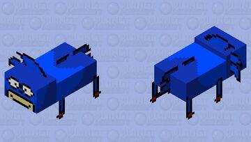Saniolotol Minecraft Mob Skin