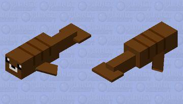Bread Seal (for bedrock) Minecraft Mob Skin