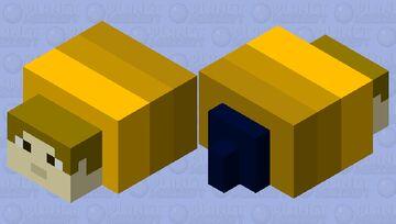 Santinoo tiny Minecraft Mob Skin