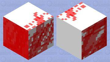 Red Minecraft Mob Skin