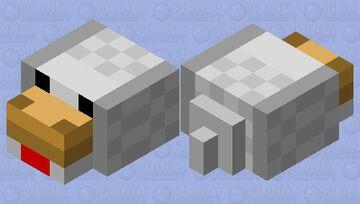 chickenmite Minecraft Mob Skin