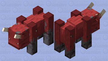 Ravider Minecraft Mob Skin