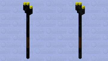 TRidEnt oF tHe dArkneSs (Remastered) Minecraft Mob Skin