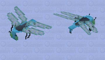 Dragonfly Minecraft Mob Skin