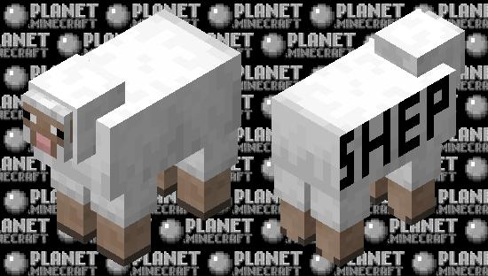 Shep Minecraft Skin