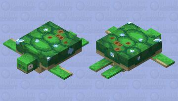 Definitely a land animal Minecraft Mob Skin