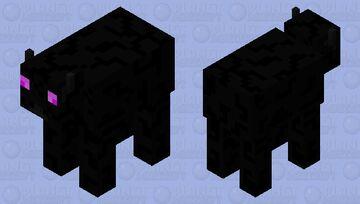 Ender Cow (Popular Reel! 🌙) Minecraft Mob Skin
