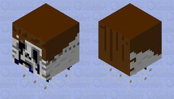 blackmist ghost Minecraft Mob Skin