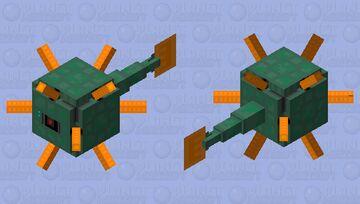 Guardian Automaton (32x Edit) Minecraft Mob Skin