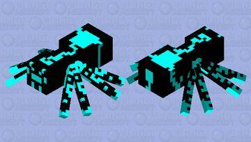 Mecha-Spider remake Minecraft Mob Skin
