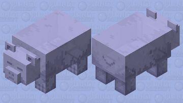 Lazy gummy bear Minecraft Mob Skin