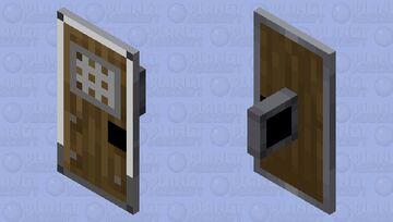 Modern Door! Minecraft Mob Skin
